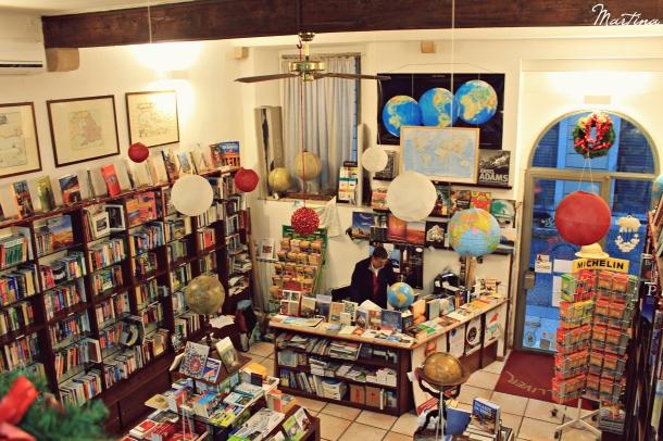 """""""...in Italia ce ne siano poche di librerie come questa..."""""""